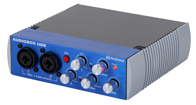 Presonus Audiobox Usb Audiointerface