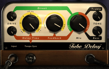 Softube Tube Delay