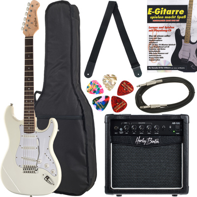 Thomann Guitar Set G13 White