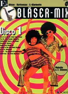 Schott Bläser-Mix Disco Vol.1 Eb