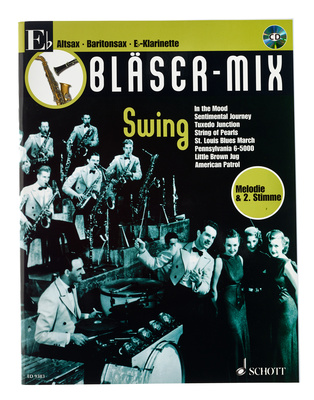 Schott Bl�ser-Mix Swing Eb