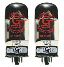 Groove Tubes 6550R Duet
