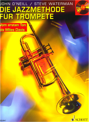 Schott Die Jazzmethode Fr Trompete