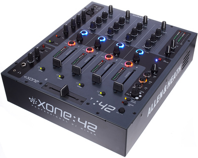 Allenheath Xone 42 Black Mixer