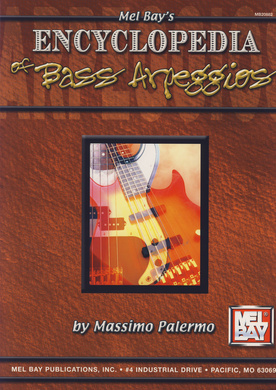 Mel Bay Encyclopedia Bass Arpeggios