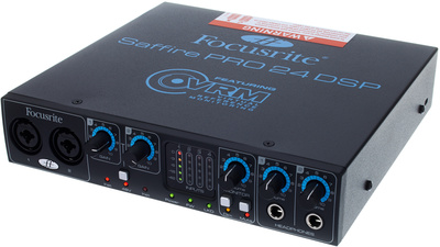 Focusrite Saffire Pro 24 DSP