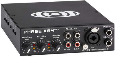 Terrasoniq Phase X64 USB
