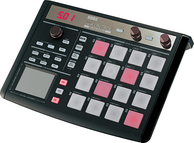 Korg padKONTROL Black