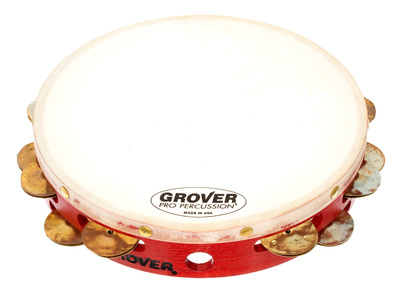 Grover Pro Percussion Tambourine T2/HTC