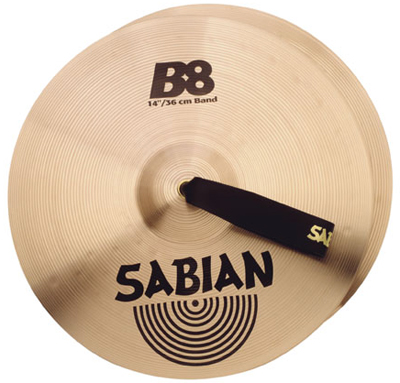 "Sabian 14"" B8 Band"