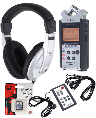 Zoom H-4 N Remote Bundle