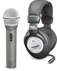 Samson Q2U Recording Pack