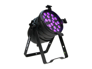 Litecraft LED PAR64 AT3 Short Black