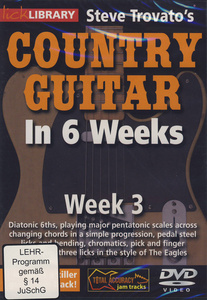Music Sales Country Guitar Week 3