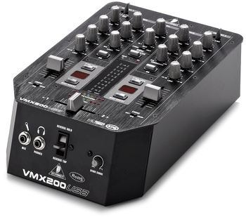 Behringer VMX 200 USB Pro Mixer