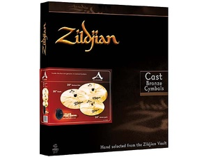 Zildjian A-Custom Cymbal Set