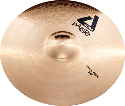 "Paiste 20"" Alpha Full Ride Brilliant"