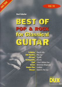 Edition Dux Best Of Pop & Rock Vol.10