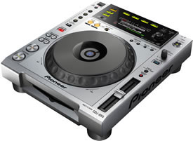 Pioneer CDJ-850