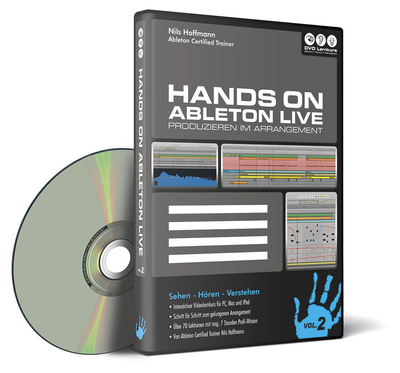DVD Lernkurs Tutorial Hands On Live Vol.2