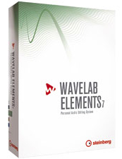 Steinberg Wavelab Elements 7
