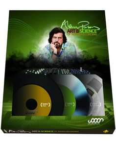 Alan Parsons Art And Science Recording DVD