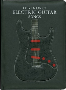Music Sales Legendary Elec. Guitar Songs