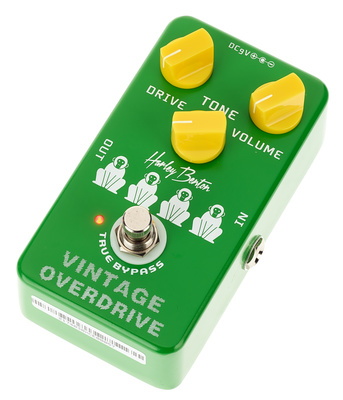 Harley Benton Vintage Overdrive