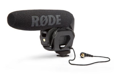 Rode VideoMic Pro