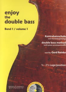 Schott Enjoy the Double Bass Vol.1