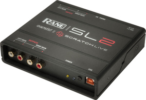 Rane SL2 Serato Scratch Live