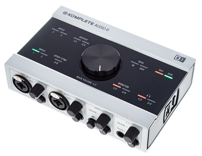 Native Instruments Komplete Audio 6 B-Stock