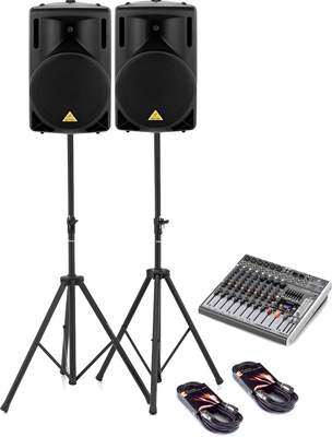 Behringer Eurolive B215D Bundle