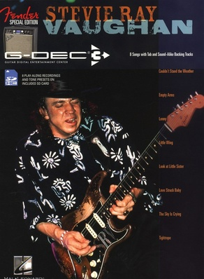 Hal Leonard Fender Sp.Edit.Stevie Ray