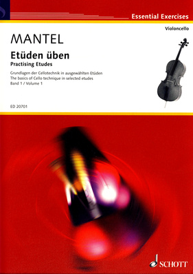 Schott Etden ben Vol.1 Violoncello