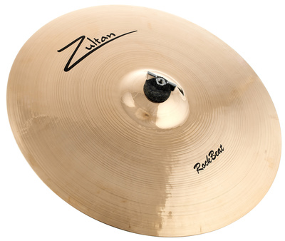 "Zultan 15"" Rock Beat Crash"