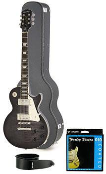 Epiphone Les Paul Ultra III ME Bundle