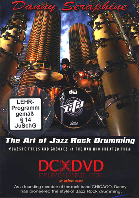 Alfred Music Publishing The Art Of Jazz Rock Drumming