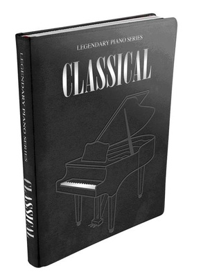 Music Sales Legendary Piano: Classical
