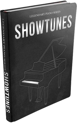 Music Sales Legendary Piano| Showtunes