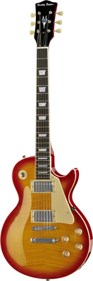 Harley Benton L-450Plus Cherry Burst