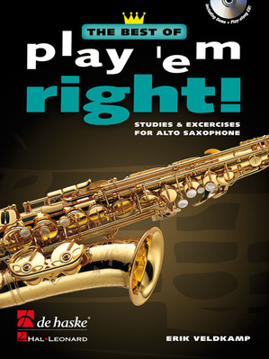 De Haske Best Of Play `em Right A-Sax