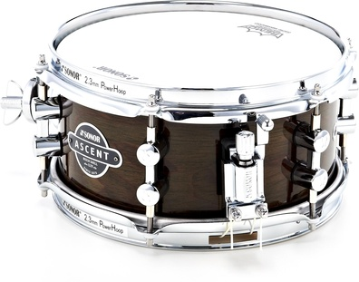 "Sonor 10""x05"" SN Ascent Dark Natural"