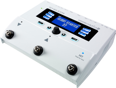 TC-Helicon VoiceLive Play GTX B-Stock