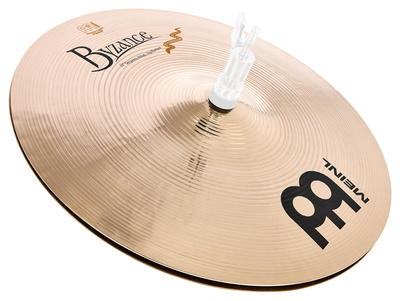 "Meinl 13"" Byzance Serpents Hi-Hat"