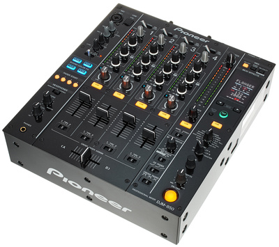 Pioneer DJM 850-K B-Stock