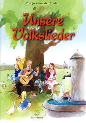 Brenreiter Unsere Volkslieder