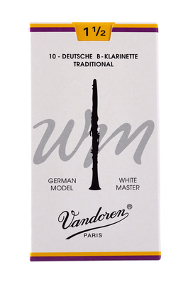 Vandoren White Master 5 Traditional