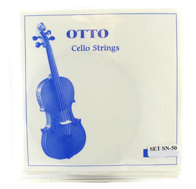 Otto Musica SN-50 Cello Strings 1/2 - 1/4