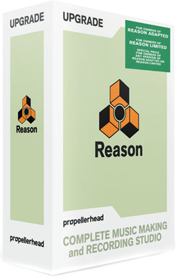 Propellerhead Reason 6.5 Essentials Upgrade